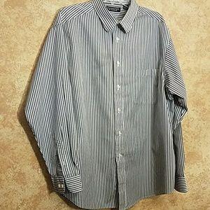 Classy black white xl shirt